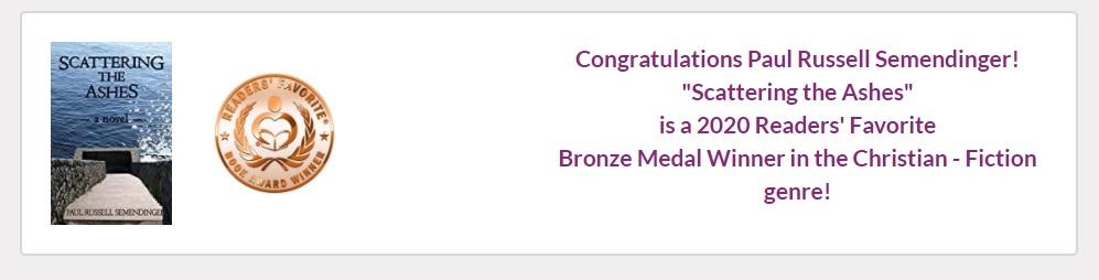 Scattering Bronze Medal